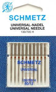 Universalnålar 80 10-pack - Schmetz
