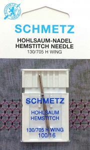 Vingnål - 100/16 – Schmetz