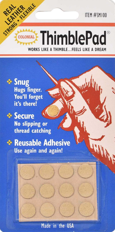Fingertoppsskydd läder