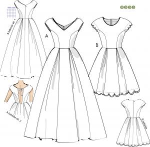 Gloria - Festklänning