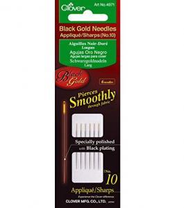 Black Gold Needles