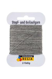 Stoppgarn Regia - Gråmelerad