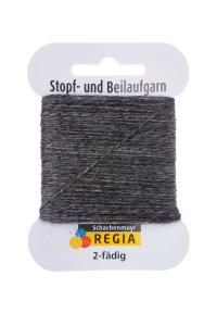 Stoppgarn Regia - Mörkgrå melerad