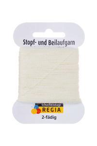 Stoppgarn Regia - Naturvit