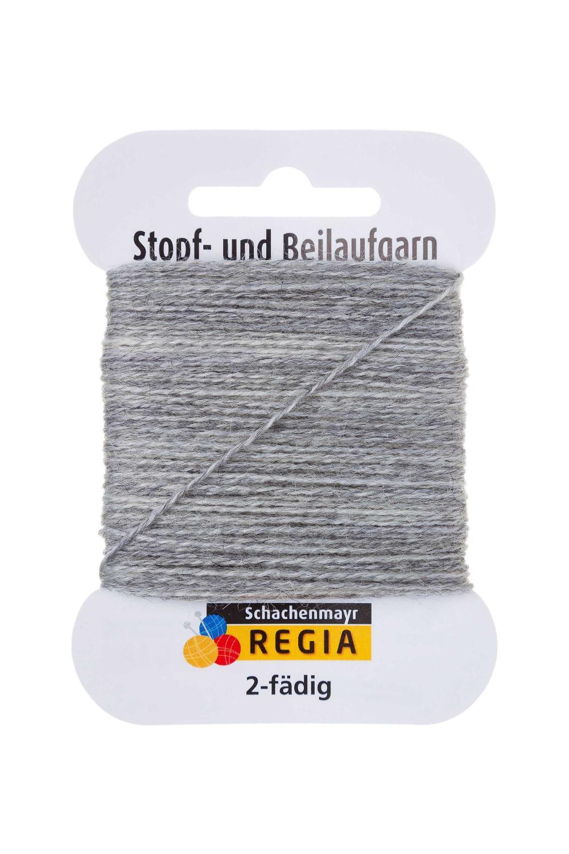 Stoppgarn Regia - Ljust grå melerad