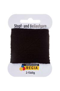 Stoppgarn Regia - Svart