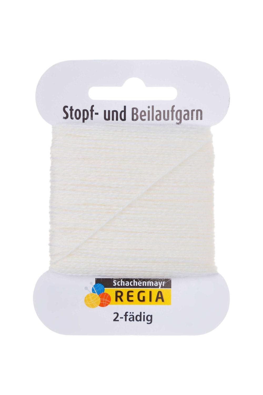 Stoppgarn Regia - Vit