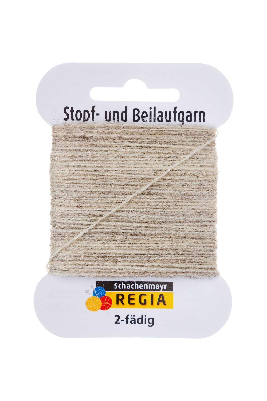 Stoppgarn Regia - Linne melerad