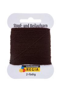 Stoppgarn Regia - Mörkbrun
