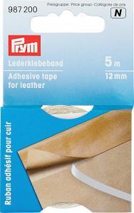 Dubbelhäftande teip för läder 5 met 12 mm