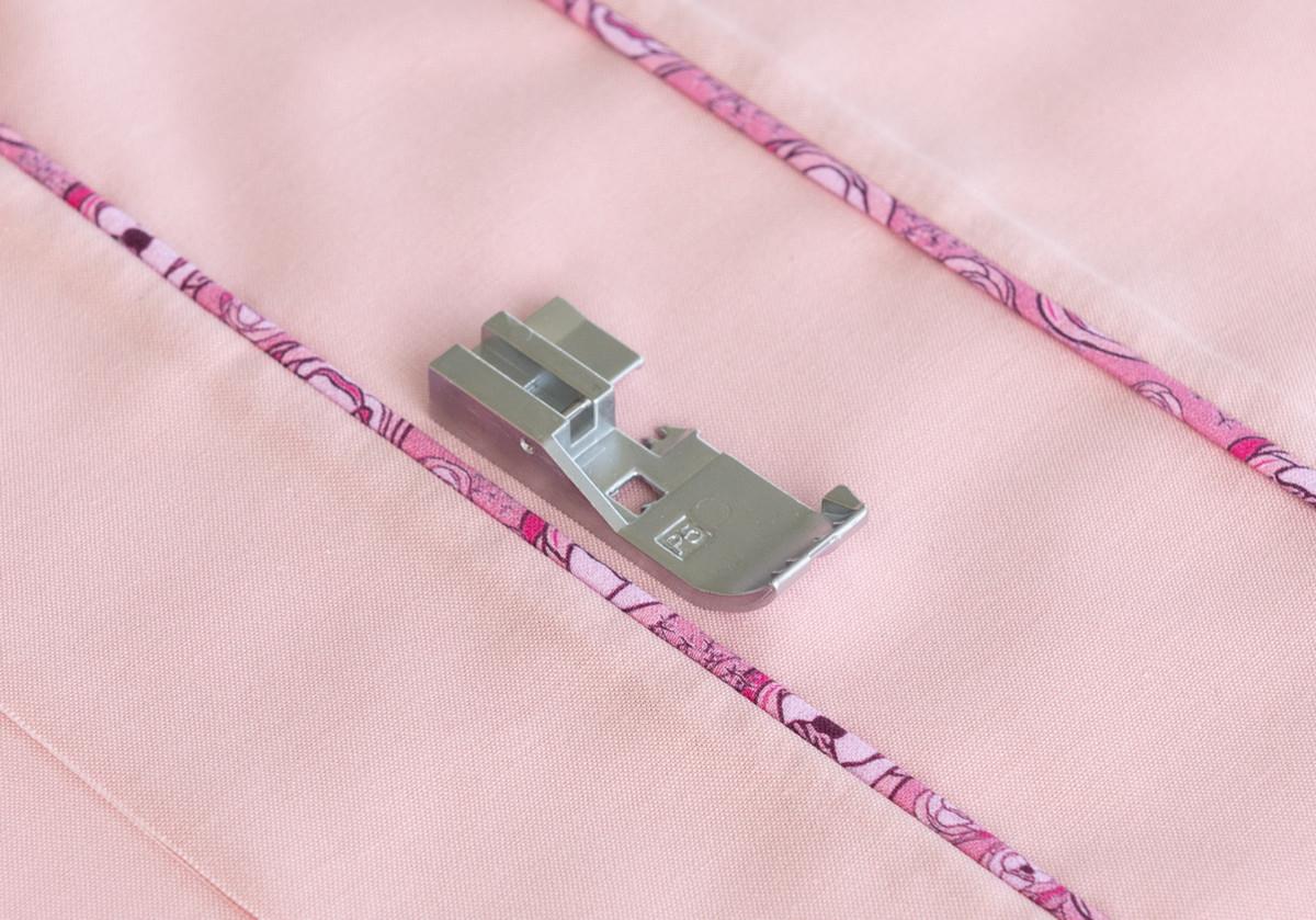 Passpoalfot 3mm