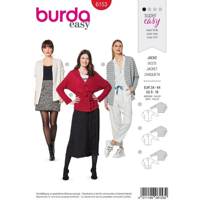 Burda 6153