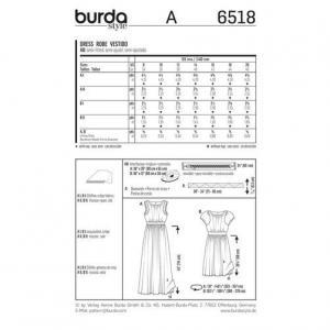 Burda 6518
