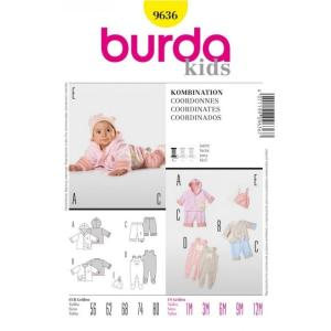 Burda 9636