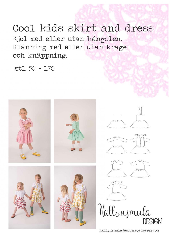 Cool Kids Skirt and dress