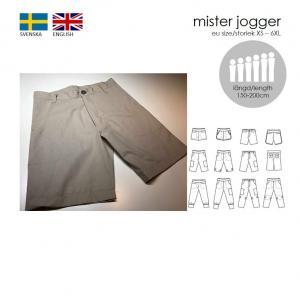 Mister jogger pants