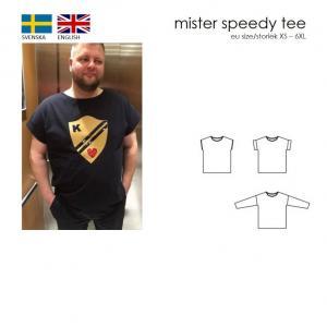 Mister Speedy Tee