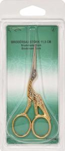 Broderisax Stork 11,5 cm
