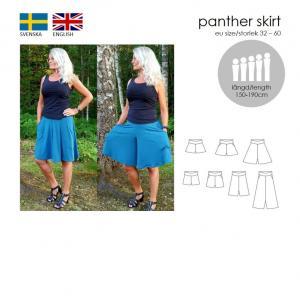 Panther skirt