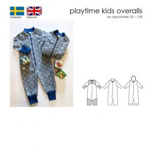Playtime Kids Overall
