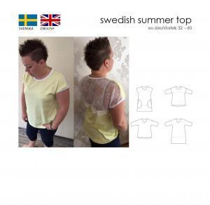 Swedish Summer Top