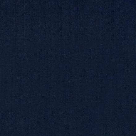 Ekologisk Bomullstrikå Marinblå