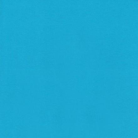 Ekologisk Bomullstrikå Turkosblå