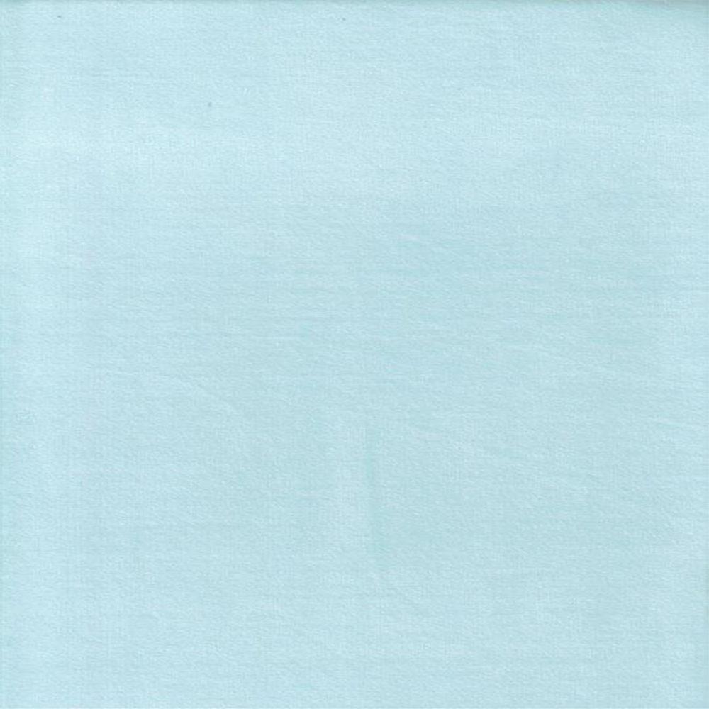 Velour Ljusblå