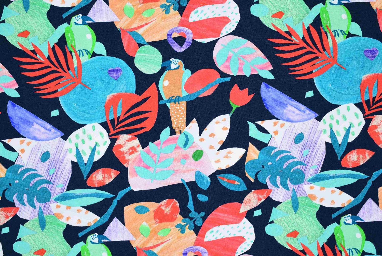 Färgstarka blad
