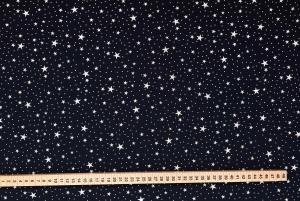 Stjärnor silverfolie