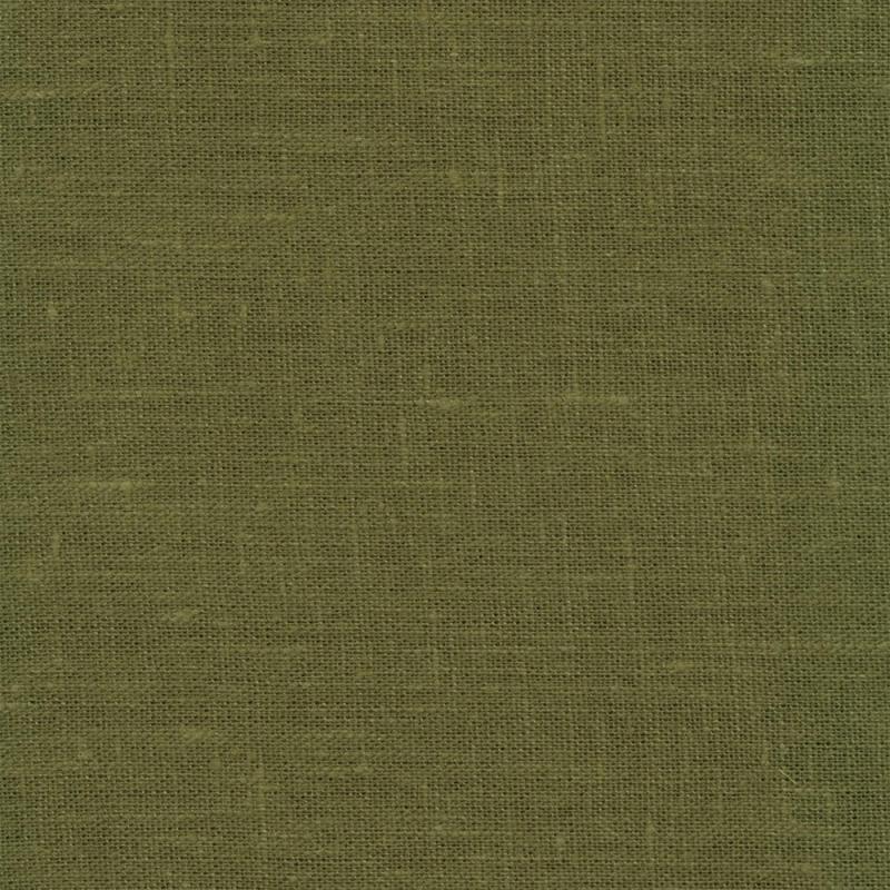 Tvättat Hellinne tunnt - Grön