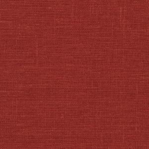Tvättat Hellinne tunnt - Röd