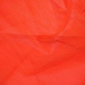 Tyll - Orange/Hibiskus
