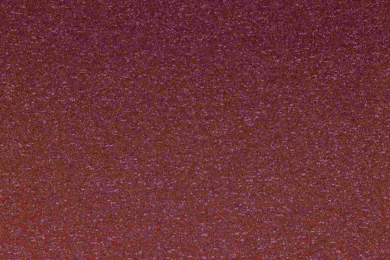 Glittermudd röd