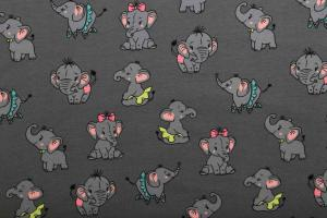 Elefanter grå