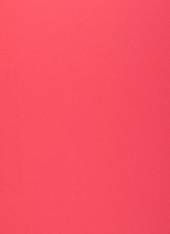 Enfärgad trikå Flamingo rosa