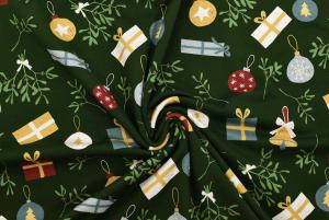 Jultrikå - Flaggor