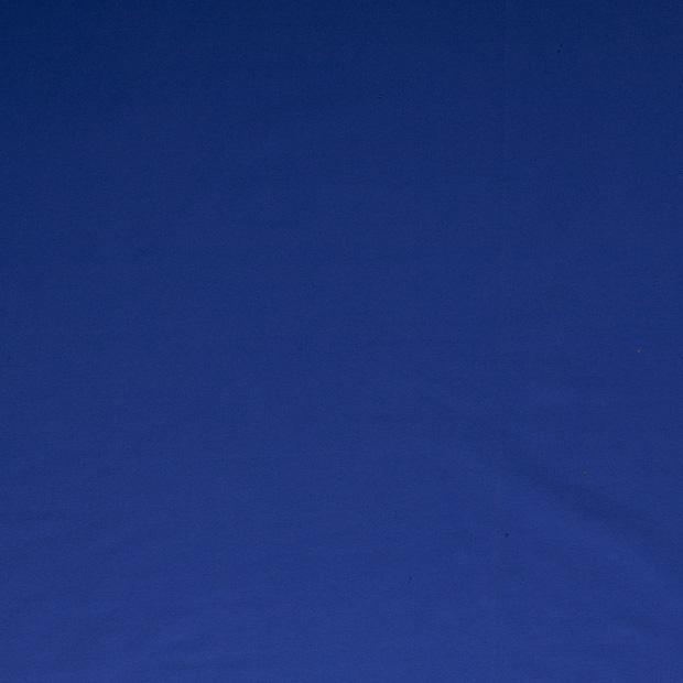 Enfärgad jogging - Öglad - Koboltblå