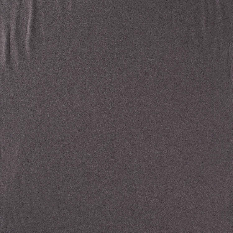 Bomullsfleece - Mörkgrå