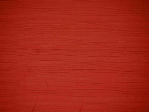 Trikå med stråveckslook - Orangeröd