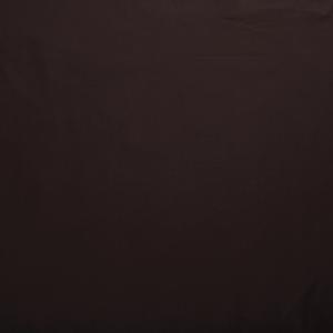 Bomullstwill med stretch - Mörkbrun