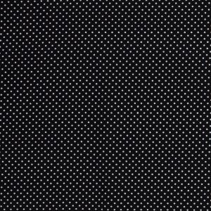 Vita prickar på svart botten