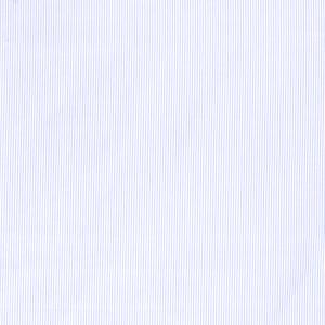 Vävd bomull randig - Ljusblå och vit