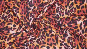 Brandorange leopard