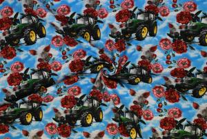 Traktorer och grisar