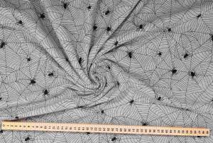 Spindelnät grå