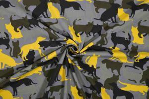 Camouflage katt/hund