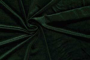 Glansig velour Grön