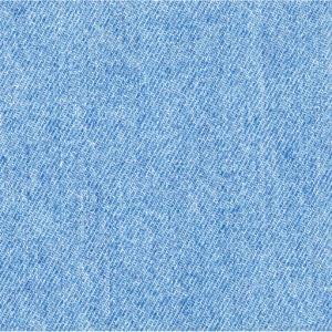 Jeans Bomull Ljusblå