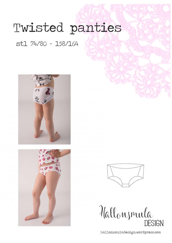 Twisted panties